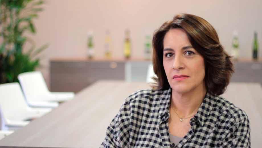 """Myriam Vázquez: """"A mi padre le encantaba tenernos por el medio mientras trabajaba"""""""