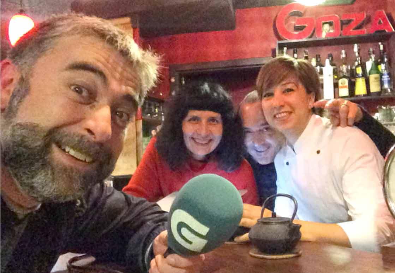 """Cuestionario """"Brindar con chefs"""": Vera Avola"""