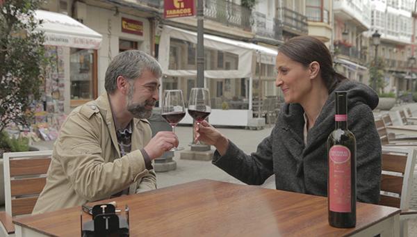 Rosa Cedrón en Motivos Para Brindar con José Manuel García.