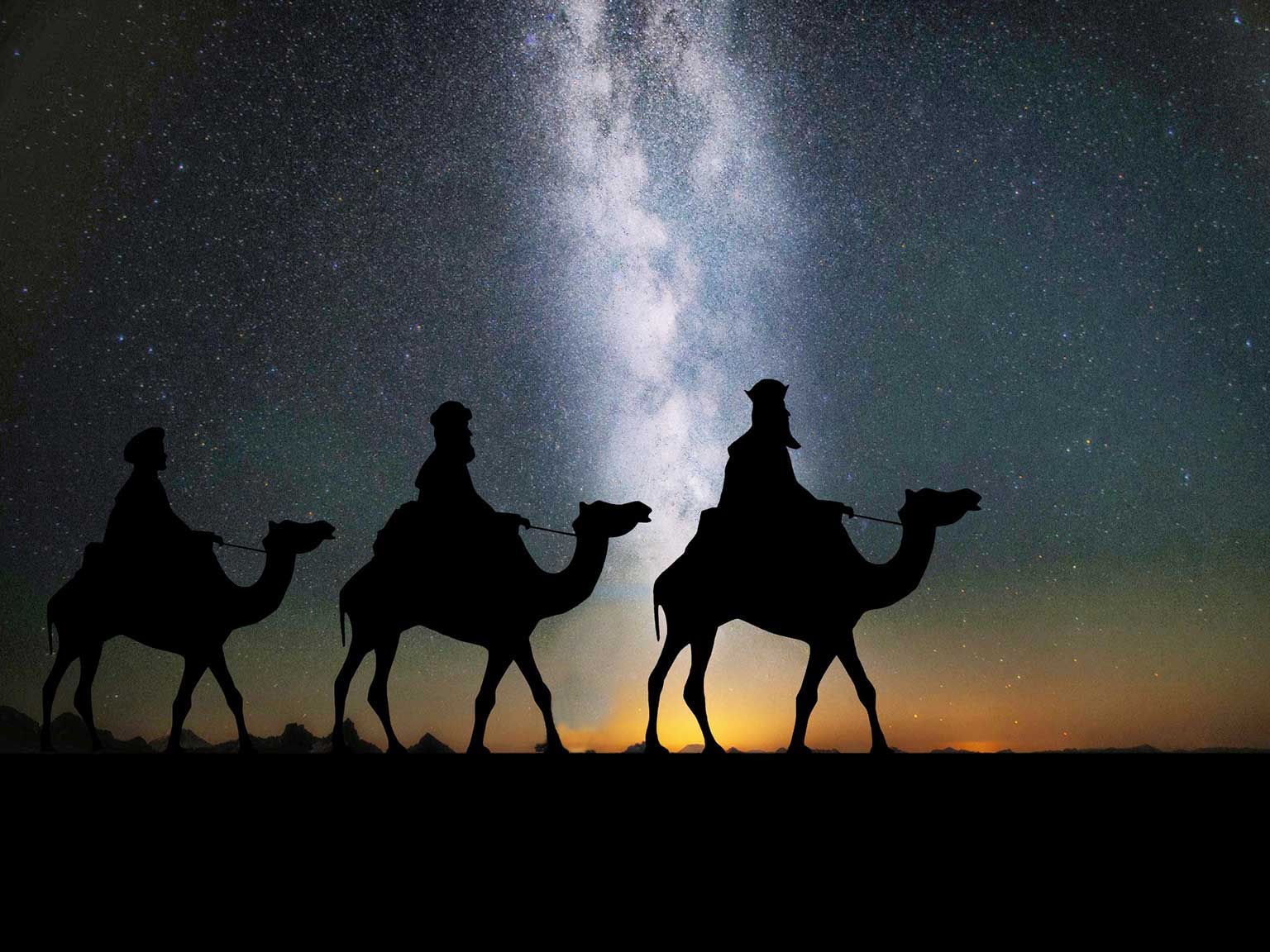 Tres vinos para tres Reyes Magos