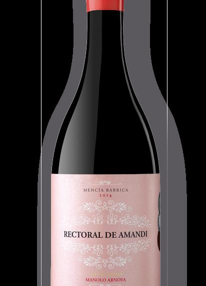 """Rectoral de Amandi """"Manolo Arnoya"""" Limited Edition"""