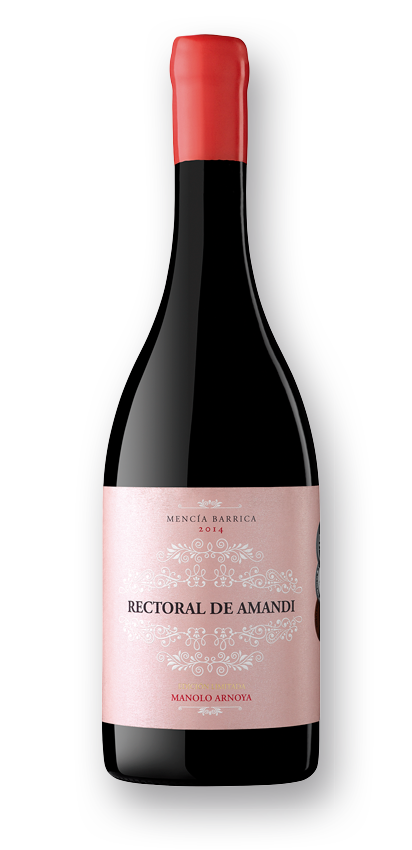 "Rectoral de Amandi ""Manolo Arnoya"" Limited Edition"