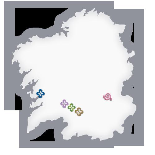 Mapa Bodegas