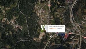 Maps Bodegas Gallegas