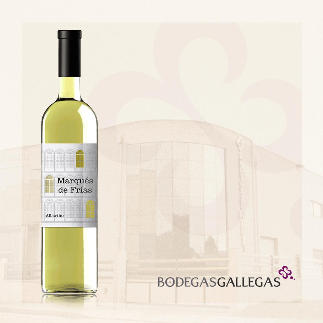 Bodegas Gallegas promociona su vino Marqués de Frías en EE.UU.