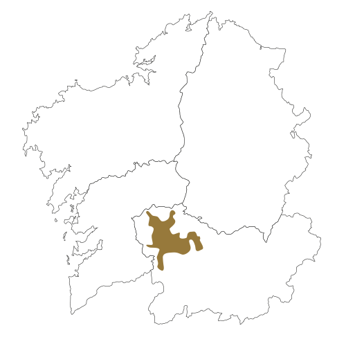 Mapa Arnoya