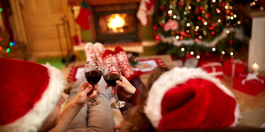 (Español) Estas Navidades ¡que no falte un buen vino gallego!